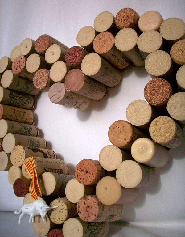 18. Cork Wall Art