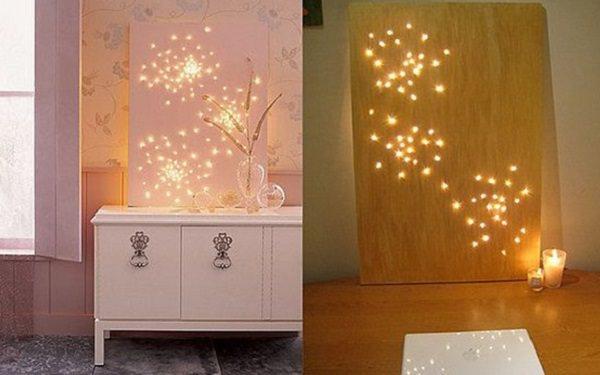26. DIY Bright Light Installation check