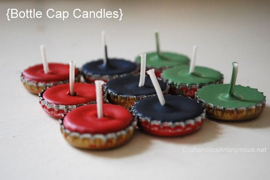 25 Diy Candle Decoration Ideas Easy Diy Candle Making Ideas And