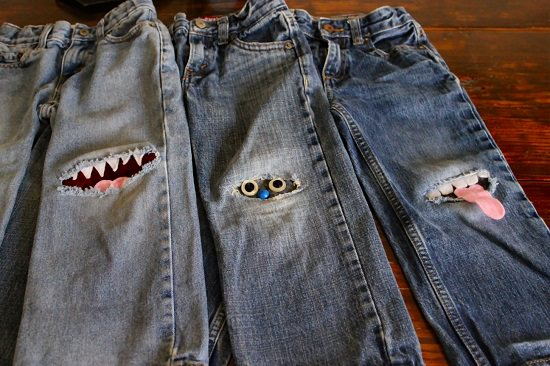 17 Awesome Diy Jeans Patch Repair Ideas How To Your