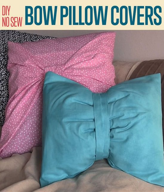 DIY Cushion Cover Ideas to Make | Handmade Pillows Ideas - Cradiori