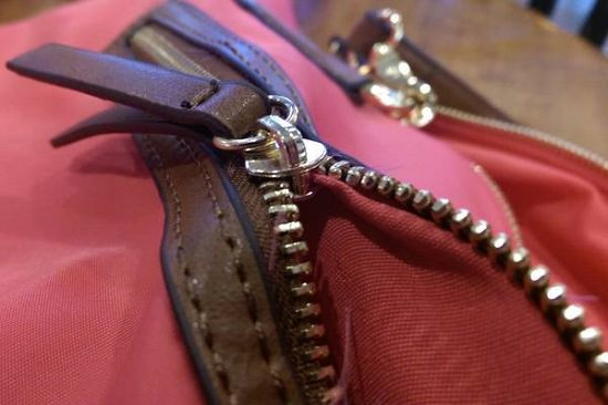 Stuck Zipper