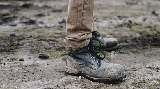 Get Mud Off shoes