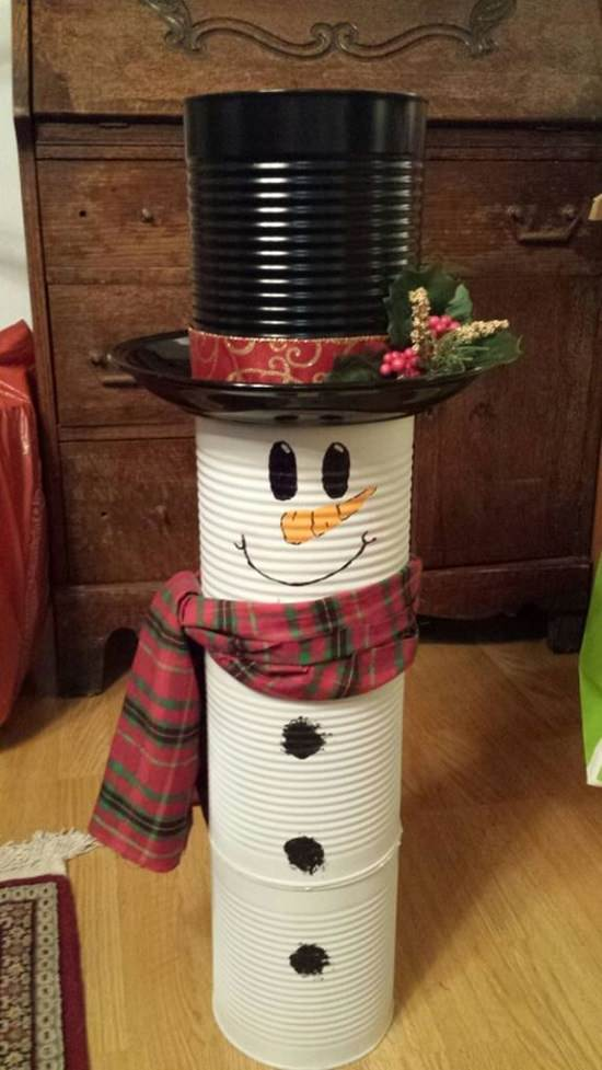 Easy Cheap DIY Christmas Decoration 9