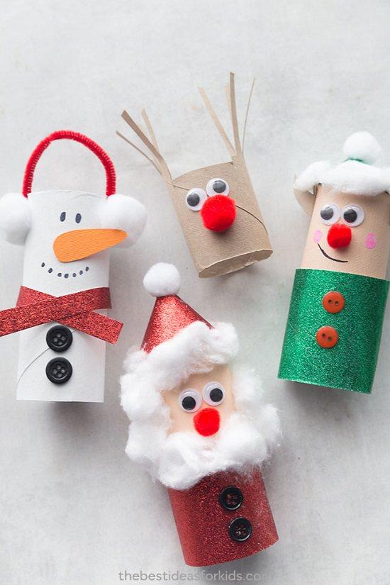 Easy Cheap DIY Christmas Decoration 11