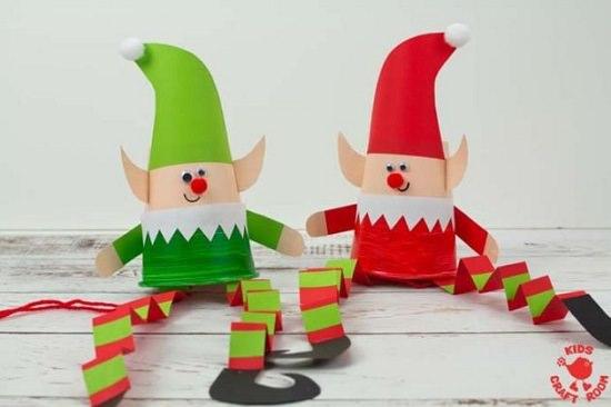 Easy Cheap DIY Christmas Decoration 13