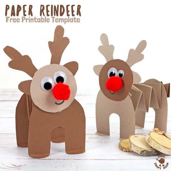 Easy Cheap DIY Christmas Decoration 14