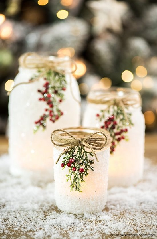 Easy Cheap DIY Christmas Decoration 16