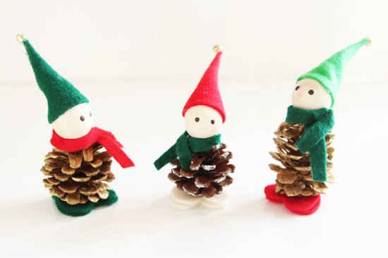 Easy Cheap DIY Christmas Decoration 2