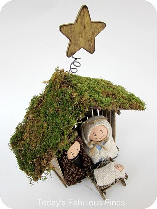Easy Cheap DIY Christmas Decoration 6