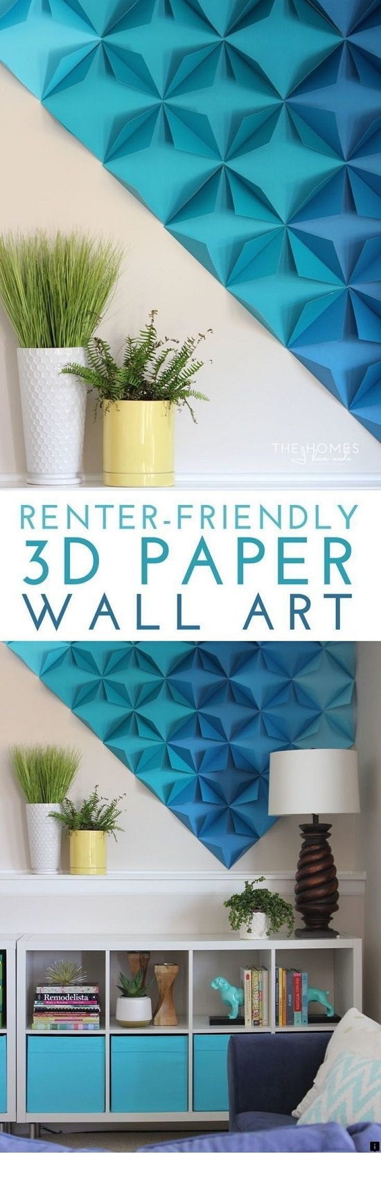 DIY Room Decor With Paper 21