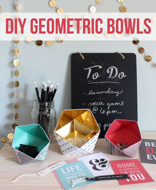 DIY room decor ideas with paper 8