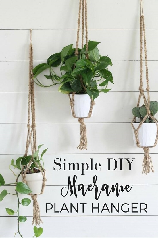 DIY Macrame Patterns 1