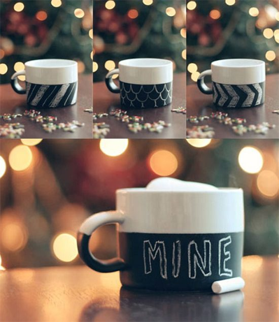 Coffee Mug DIY Ideas 5