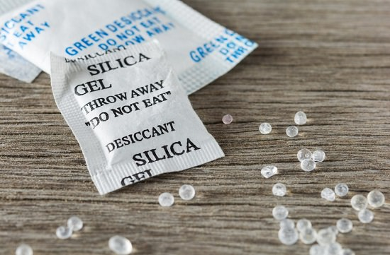 Other Uses for Silica Gel 1