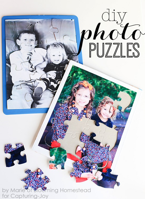 DIY Photo Craft Ideas 10