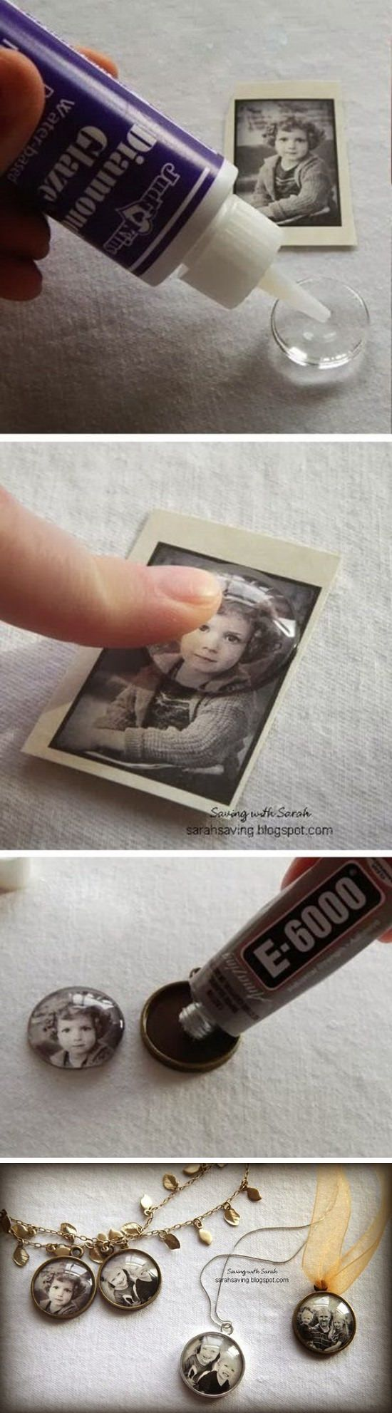 DIY Photo Craft Ideas 14
