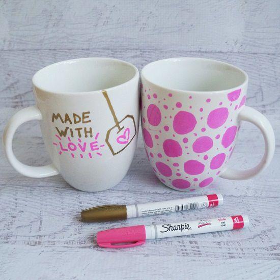 Coffee Mug DIY Ideas 1