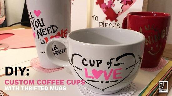 Coffee Mug DIY Ideas 2