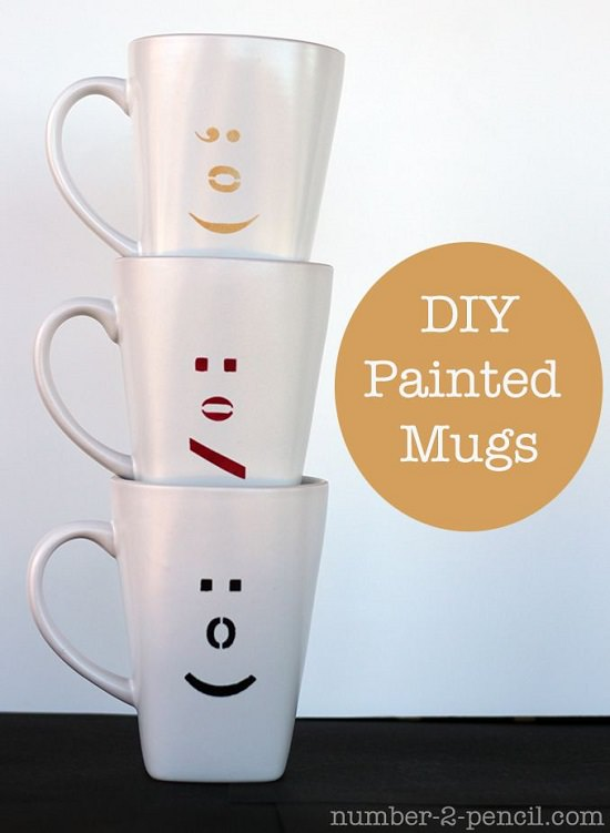 Coffee Mug DIY Ideas 6