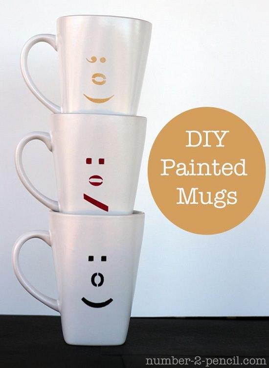 Coffee Mug DIY Ideas 6