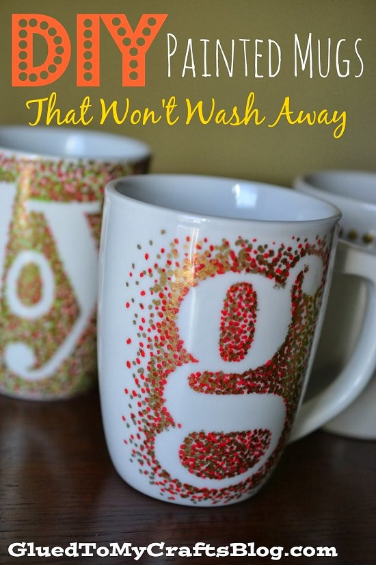 Coffee Mug DIY Ideas 4