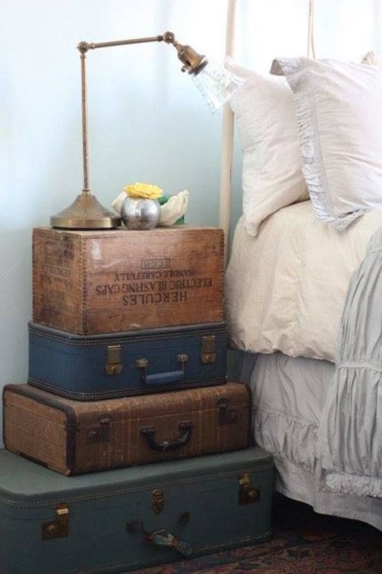 DIY Nightstand Ideas 10