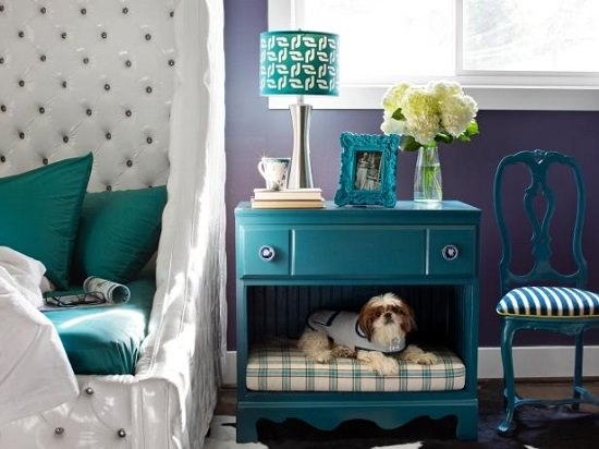 DIY Nightstand Ideas 12