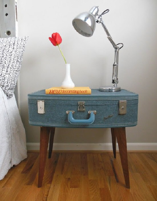 DIY Nightstand Ideas 14