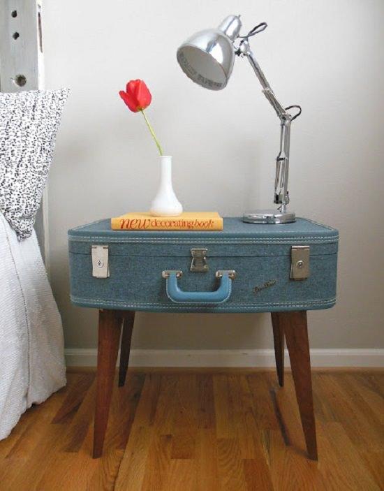 DIY Nightstand Ideas 14