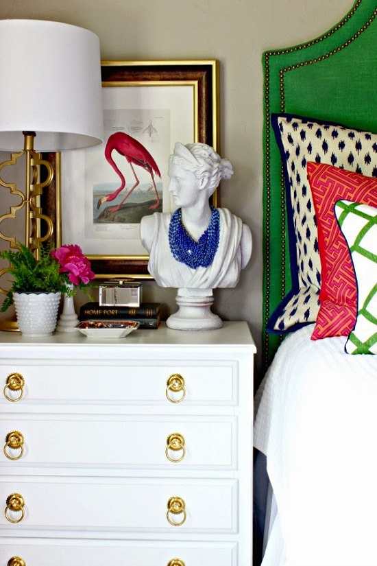 DIY Nightstand Ideas 21