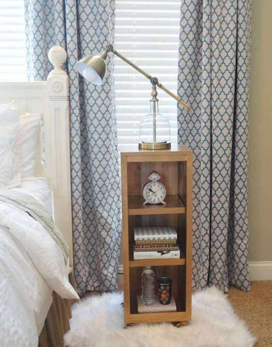 DIY Nightstand Ideas 24