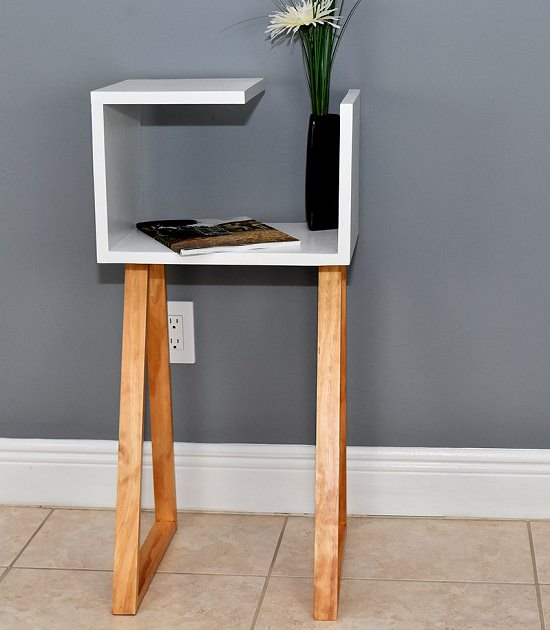 DIY Nightstand Ideas 4