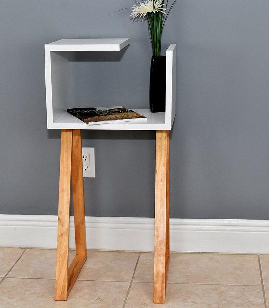 DIY Nightstand Ideas 4