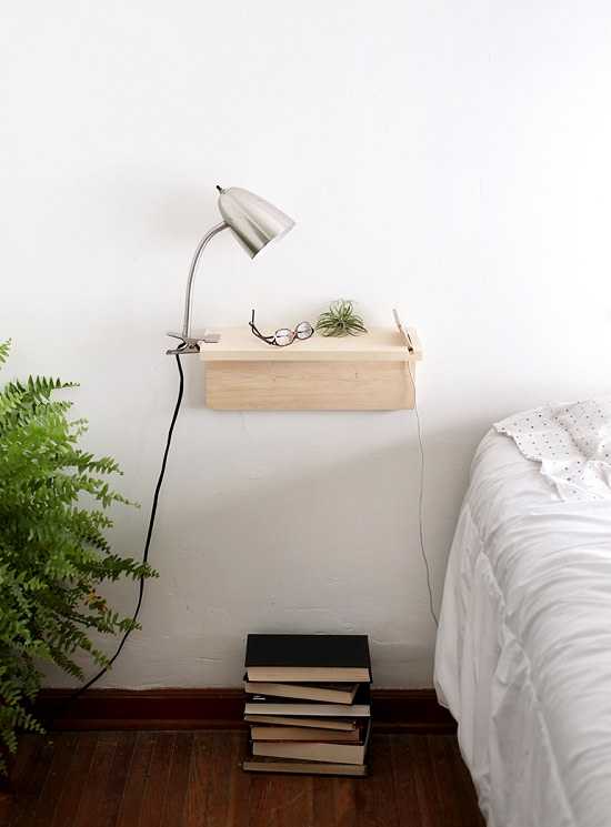 DIY Nightstand Ideas 6
