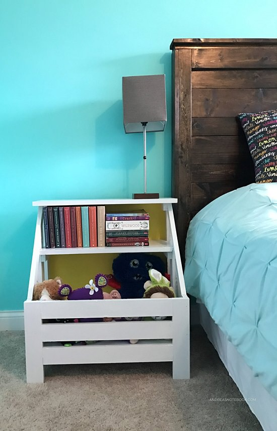 DIY Nightstand Ideas 8