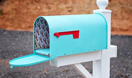 DIY Mailbox Ideas 10