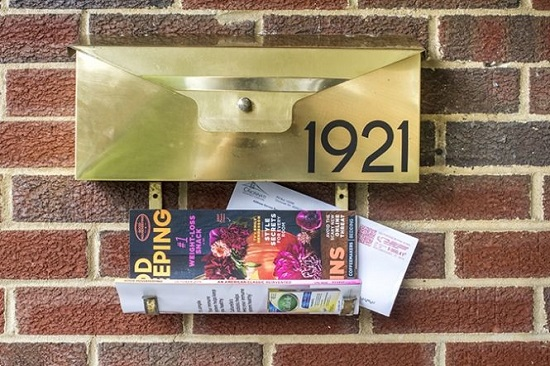 DIY Mailbox Ideas 11