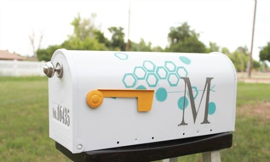 DIY Mailbox Ideas 14