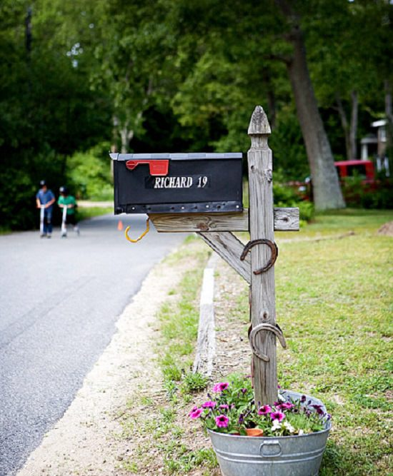 DIY Mailbox Ideas 2