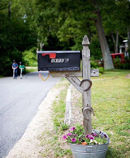 DIY Mailbox Ideas 2