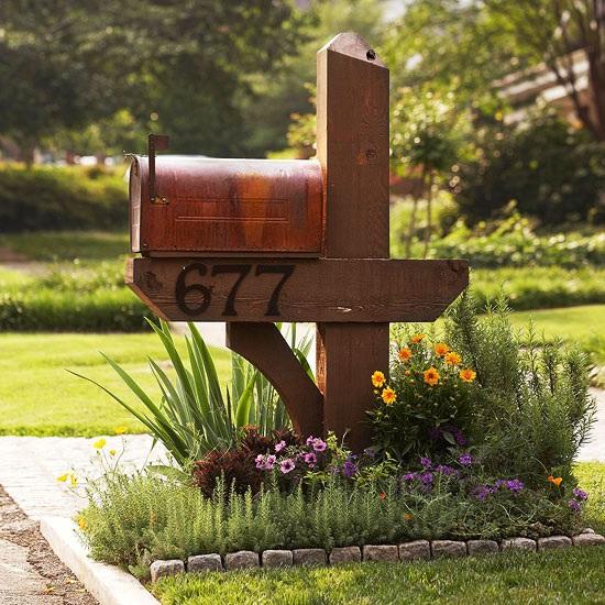DIY Mailbox Ideas 20