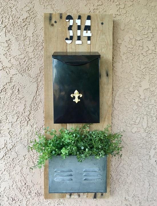 DIY Mailbox Ideas 21