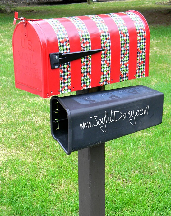 DIY Mailbox Ideas 3