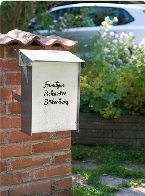 DIY Mailbox Ideas 25