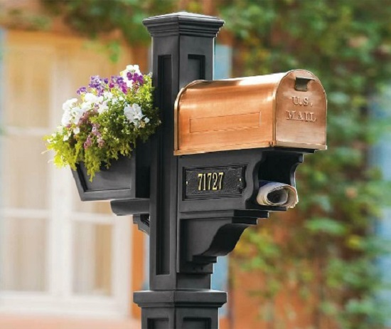 DIY Mailbox Ideas 4