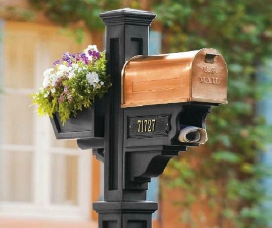 DIY Mailbox Ideas 4