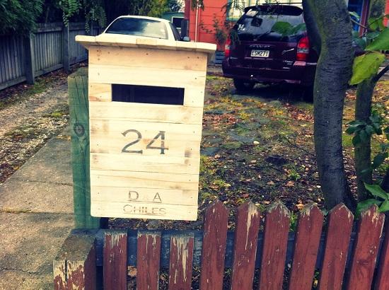 DIY Mailbox Ideas 6