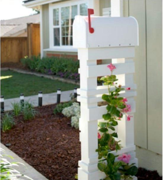 DIY Mailbox Ideas 7