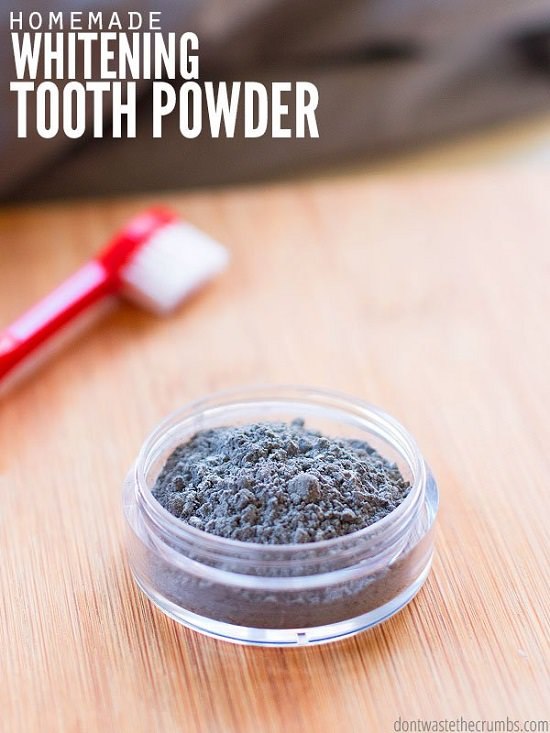All Natural Teeth Whitener Recipes 6